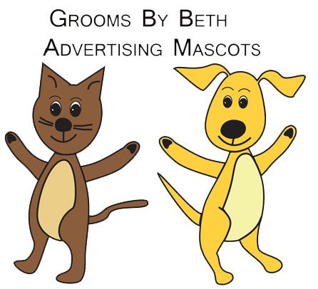 Grooms by Beth Mascots