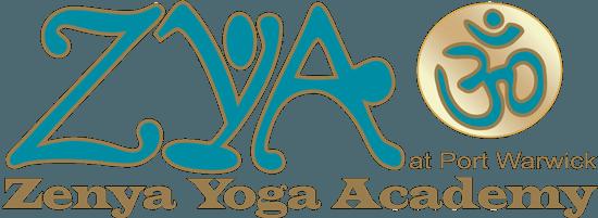 Zenya Yoga Academy Logo