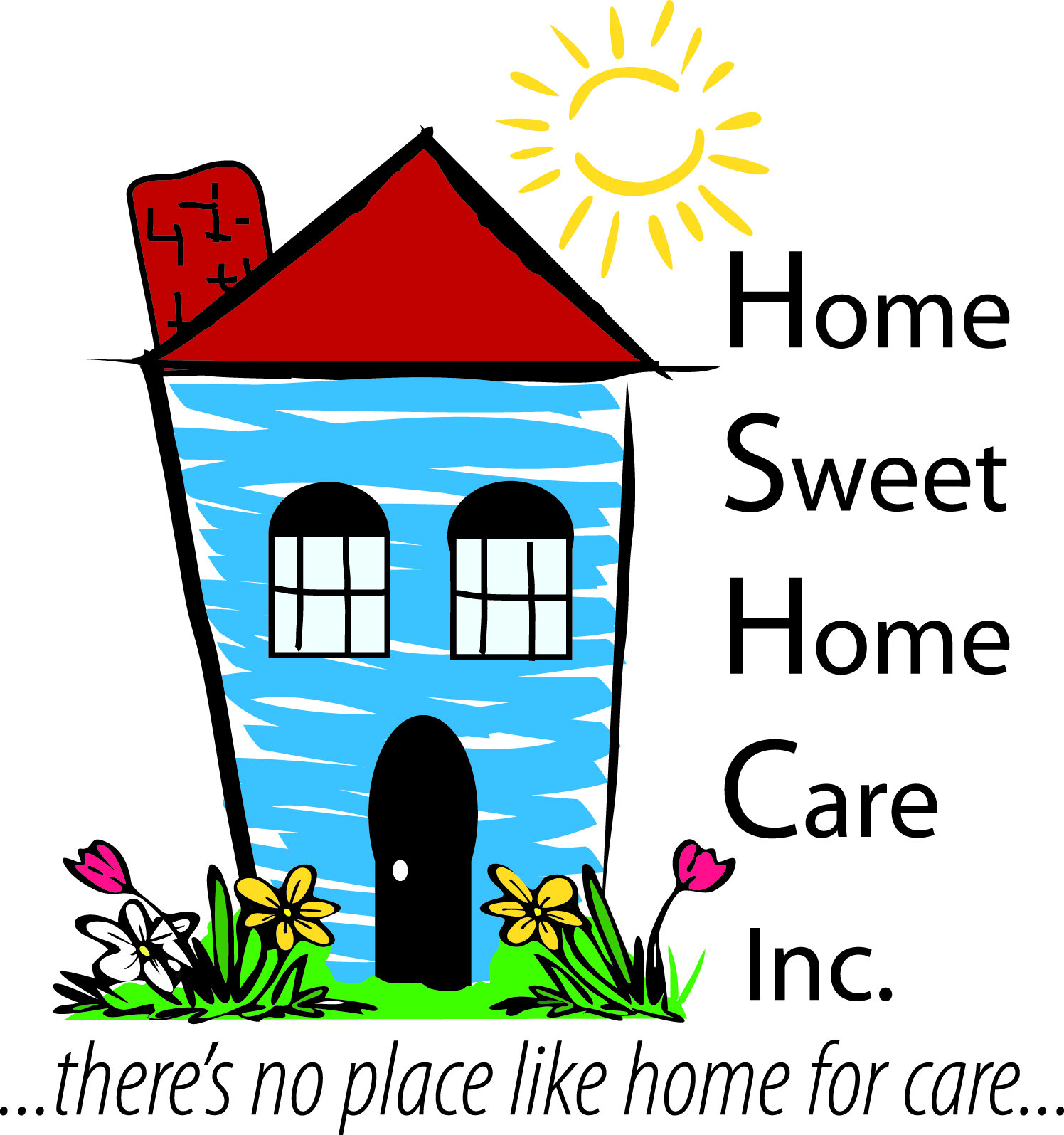 Home Sweet Home Care Logo