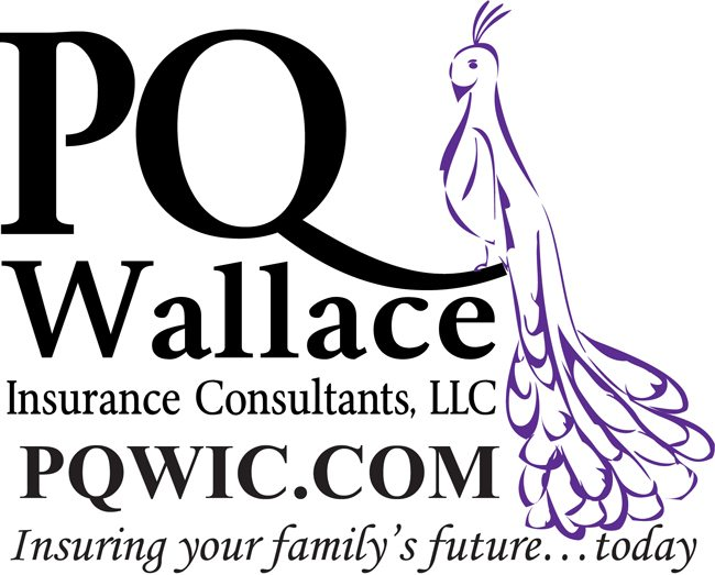 P Q Wallace Insurance Consultants Logo